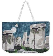 Moonrise Salisbury Weekender Tote Bag