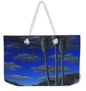 Moonrise Weekender Tote Bag by Snake Jagger