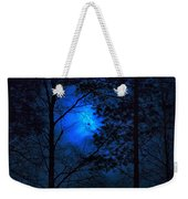Moonshine 03 Bad Moon Rising Weekender Tote Bag