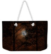 Moonshine 04 Bad Moon Rising Weekender Tote Bag