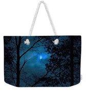 Moonshine 10 Blue Sky Weekender Tote Bag