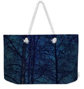Moonshine 12 Blue Sky Weekender Tote Bag