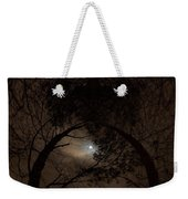 Moonshine 14 The Trees Weekender Tote Bag