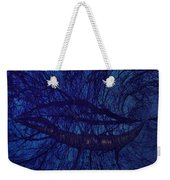 Moonshine 19 Space Weekender Tote Bag