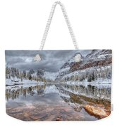 Moor Lake Weekender Tote Bag