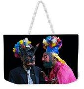 Moor Masks  Weekender Tote Bag