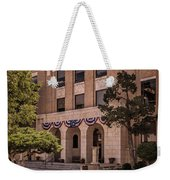 Moore County Courthouse Weekender Tote Bag