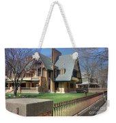 Moore-dugal House Weekender Tote Bag