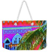 Moorish Deco Weekender Tote Bag