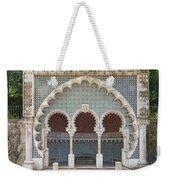 Moorish Fountain Of Sintra Weekender Tote Bag