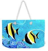 Moorish Idol Fish  #50 Weekender Tote Bag