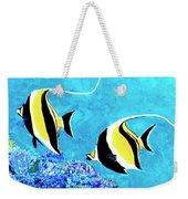 Moorish Idol Fish  #50 Weekender Tote Bag