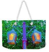Moorish Lantern Weekender Tote Bag