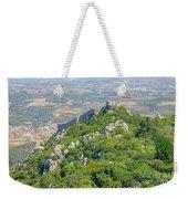 Moors Castle Aerial Weekender Tote Bag