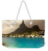 Mora Seascape Weekender Tote Bag