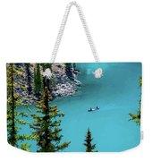 Moraine Lake - 2 Weekender Tote Bag