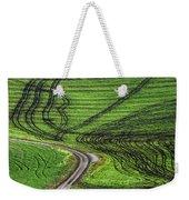 Moravian Patterns Weekender Tote Bag