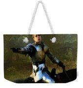 Mordred Rallies His Troops Weekender Tote Bag