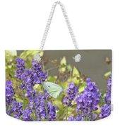 More Lavender Love Weekender Tote Bag