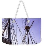 More Mayflower In Mystic Weekender Tote Bag