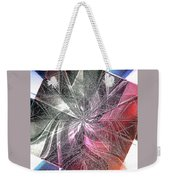 More Shattered Art Weekender Tote Bag