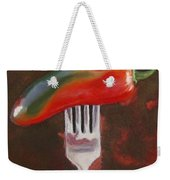 More Than A Mouthful Weekender Tote Bag