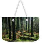 More Tree Trunks And Ferns Weekender Tote Bag