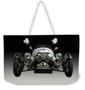 Morgan 3 Wheeler Front End Weekender Tote Bag
