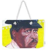 Morgan Freeman Weekender Tote Bag