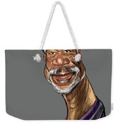 Morgan Freeman Weekender Tote Bag