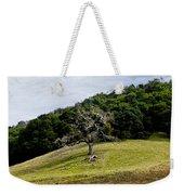 Morgan Territory Oak Weekender Tote Bag