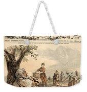 Mormon Cartoon, 1887 Weekender Tote Bag