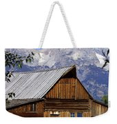 Mormon Row Barn  1 Weekender Tote Bag
