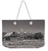 Mormon Row Too Weekender Tote Bag