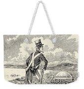 Mormons: Polygamy, 1883 Weekender Tote Bag