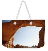 Morning Arch Weekender Tote Bag