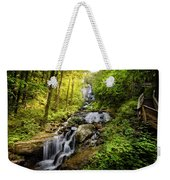 Morning At Amicalola Falls Weekender Tote Bag