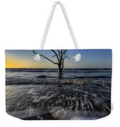 Morning At Botany Bay Plantation Weekender Tote Bag