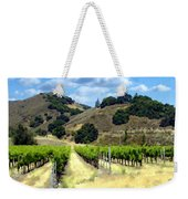 Morning At Mosby Vineyards Weekender Tote Bag