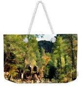 Morning At Oak Creek Arizona Weekender Tote Bag