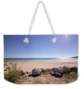 Morning At Qgunquit Beach 2. Weekender Tote Bag