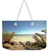 Morning At Qgunquit Beach. Weekender Tote Bag