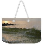 Morning At The Edge Of The Continent Weekender Tote Bag