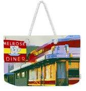 Morning At The Melrose Weekender Tote Bag