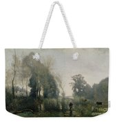 Morning At Ville Davray Weekender Tote Bag