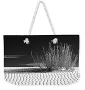 Morning At White Sands  Weekender Tote Bag