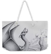 Morning Bellow Weekender Tote Bag