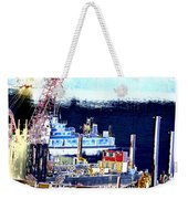 Morning Blooms Weekender Tote Bag
