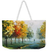 Morning Breeze Weekender Tote Bag