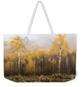 Morning Burn Weekender Tote Bag